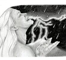 Storm Goddess by segrau