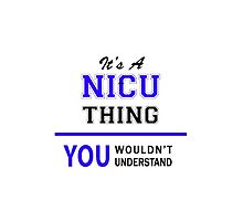 It's a NICU thing, you wouldn't understand !! by thestarmaker