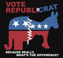 Republicrat by John Brown