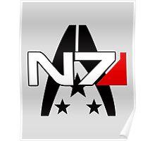 Normandy Alliance Symbol - Mass Effect Poster
