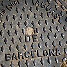 Manhole lid by Mike Shin