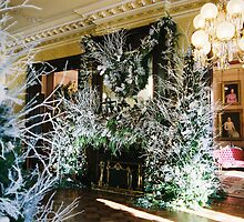 Christmas at the Missouri Govenors Mansion II by Allen Gaydos
