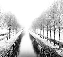One day in white satin by numgallery