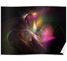 Light of My Eyes Poster