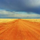 Oodnadatta Track, South Australia. by rochelle