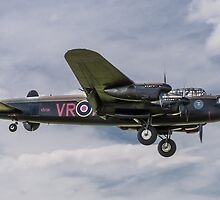 Lancaster Bomber Finals by Lee Wilson