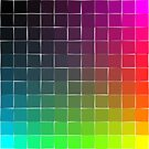 Rainbow squares brights by puppaluppa