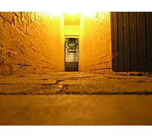 another door another world Photographic Print