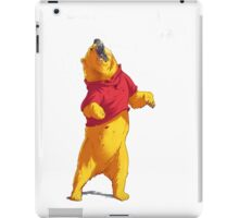 bear cute iPad Case/Skin