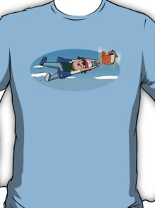 Fly me back to Pallet Town! T-Shirt