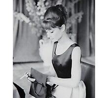 Audrey Hepburn by yasberk