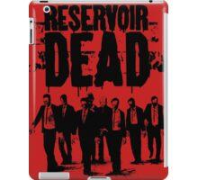 Reservoir Dead iPad Case/Skin