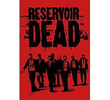 Reservoir Dead Photographic Print