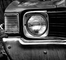 Antique Car by Allyson Kitts