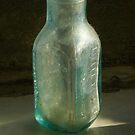 Old Eiffel Tower lemonade bottle  by SWEEPER