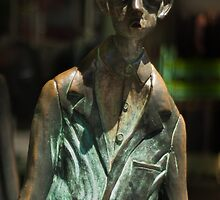Man about Town 2 by DavidsArt