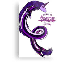 Lady Night Vale Metal Print