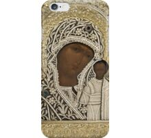 Russian Icons iPhone Case/Skin