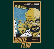 White Club (Breaking Bad + Fight Club mashup) T-Shirt