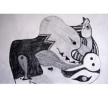 Doodle 2000 Photographic Print