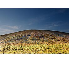 A Hill Photographic Print