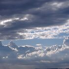 Cloudscape by fatchickengirl