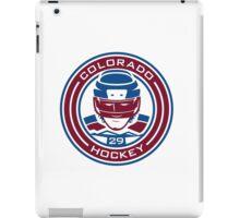 Colorado Hockey #29 iPad Case/Skin