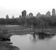 Central Park, New York by Emma Close