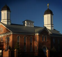 Vernal LDS Temple by Ryan Houston