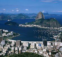Rio de Janeiro, Brazil by chord0