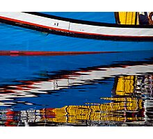 Cape Town Boats Photographic Print