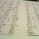 Sheet Music - Christe Rex Gloriae by samiam