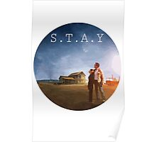 S.T.A.Y. Poster