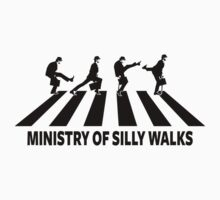 Ministry Of Silly Walks by Threaded