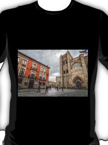 Avila Cathedral T-Shirt