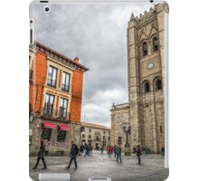Avila Cathedral iPad Case/Skin