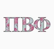 Pi Phi Lilly Letters by emmytyga