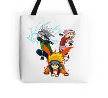 Naruto Team 7 Tote Bag