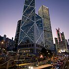 Bank of China by Daniel Chanisheff