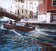 Venice by Jennifer Lycke