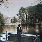 Belgian Reflections by Jennifer Lycke