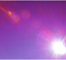 Sun Flare by WoodHams