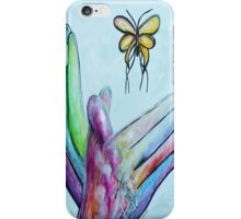 American Sign Language BUTTERFLY iPhone Case/Skin