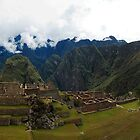 Machu Picchu by Paul Clarke