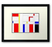 Modern Vibe 2 Framed Print