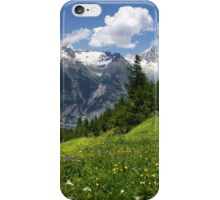 Switzerland Landscape iPhone Case/Skin