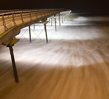 Saltburn Pier by Stuart Brown
