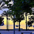 Remembering Summer Evenings In Majorca by Fara