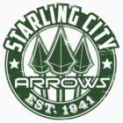 Starling City Arrows V01 by coldbludd