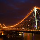 Brisbane story bridge by jlprods
